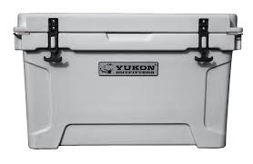 Yukon Outfitters Yukon 45QT Hard Cooler Grey