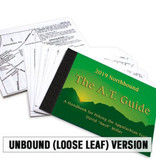 The AT Guide 2019 Northbound A.T. Guide Loose Leaf
