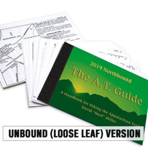 The AT Guide 2019 Northbound A.T. Guide
