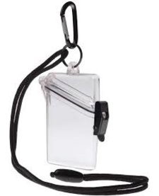 Witz See-It- Safe ID Holder