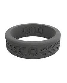 Qalo Womens Laurel Wedding Ring