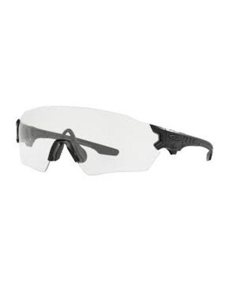 Oakley Tombstone Spoil Black / Black w/ Clear Lens