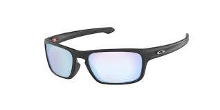 Oakley Oakley Sliver Stealth Matte Black w/ Prizim Deep H2O Polarized