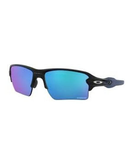 Oakley Flak 2.0 XL Dallas Cowboys Matte Black Prizm Sapphire