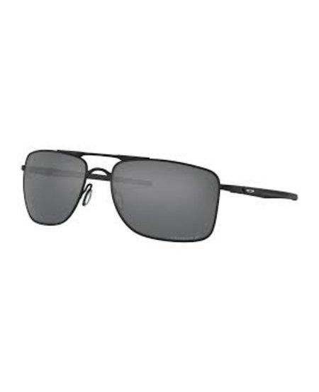 Oakley Guage 8 Large Matte Black w/ Prizm Black Polarized