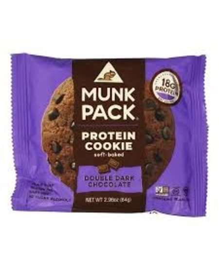 Munk Pack Double Dark Chocolate Cookie