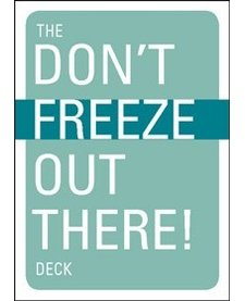 Don't Freeze Out There! Playing Card Deck