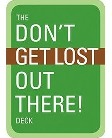 Don't Get Lost Out There! Playing Card Deck