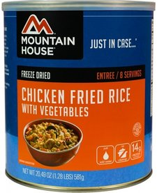 Mountain House Chicken Freid Rice Can
