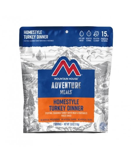 Mountain House Homstyle Turkey Dinner