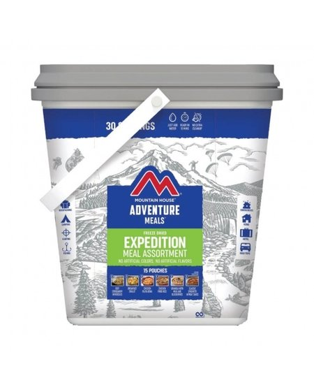 Mountain House 5-Day Emergency Food Supply