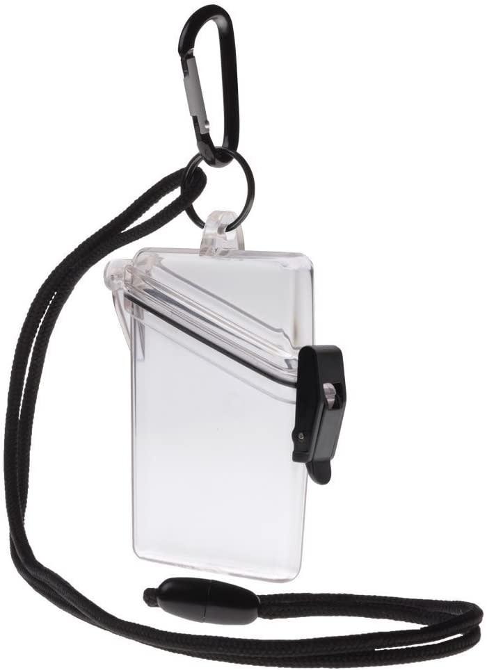 Witz Witz See-It- Safe ID Holder