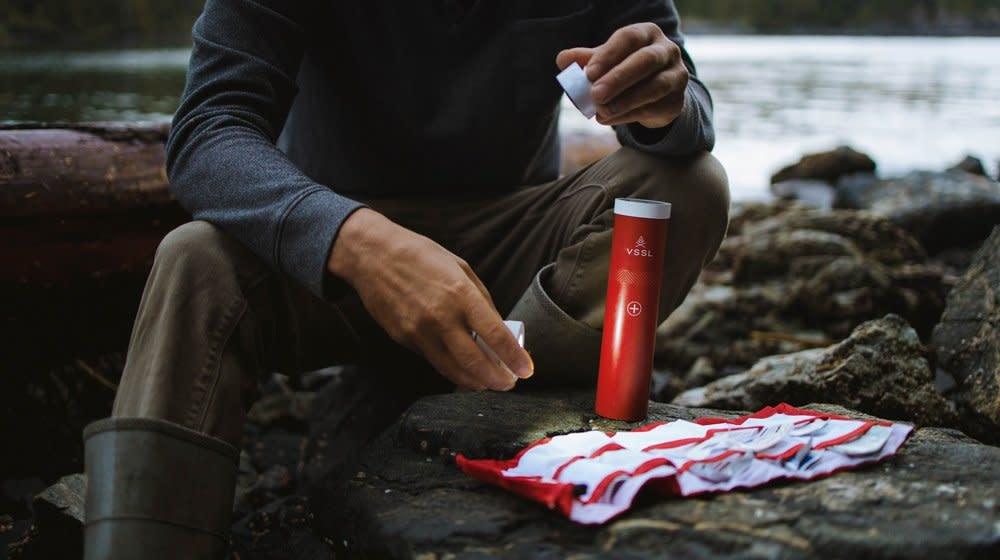 VSSL VSSL First Aid Kit Red