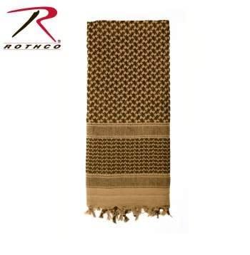Rothco Rothco Lightweight Shemagh Desert Scarf
