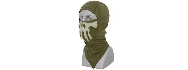 Lancer Tactical Lancer Tactical Skull Balaclava