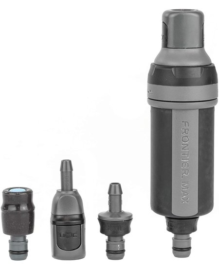 Auamira Max In-Line Filtration System