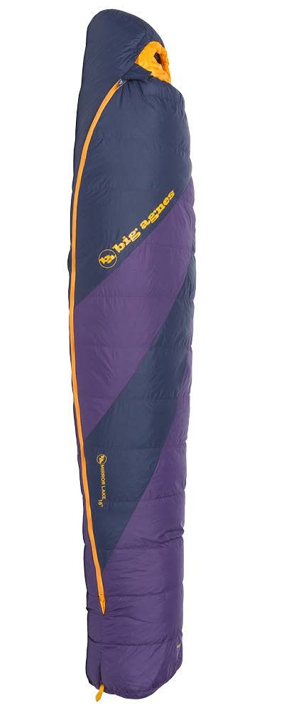 Big Agnes Big Agnes Mirror Lake 20 Regular Right Zip