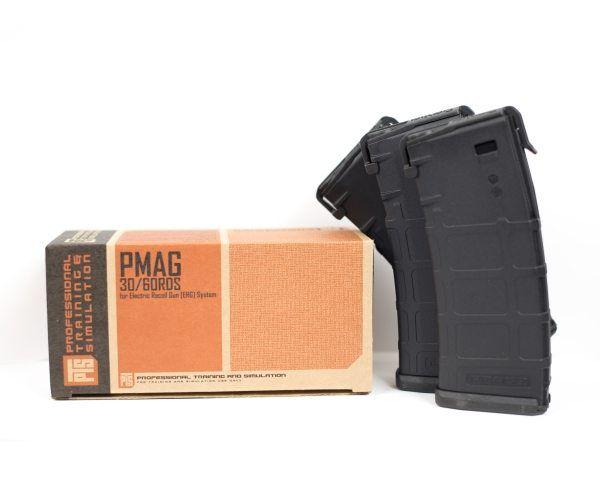 KWA KWA PTS RM4 ERG PMAG 3 Pack