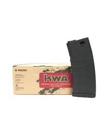 KWA K120 M4/M16 Mid-Cap 6 Pack