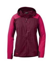 OR Women's Ferrosi Hooded Jacket