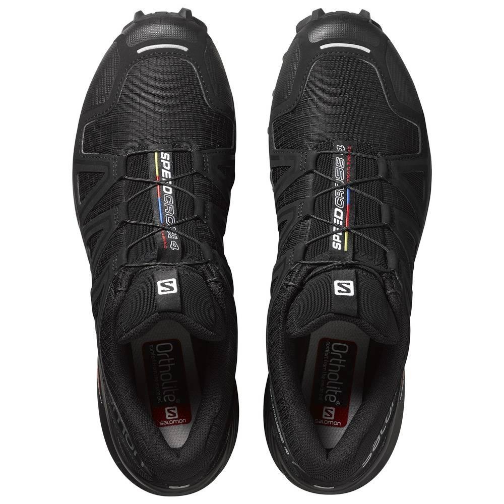 Salomon Salomon Men's Speedcross 4 Trail Running Shoe
