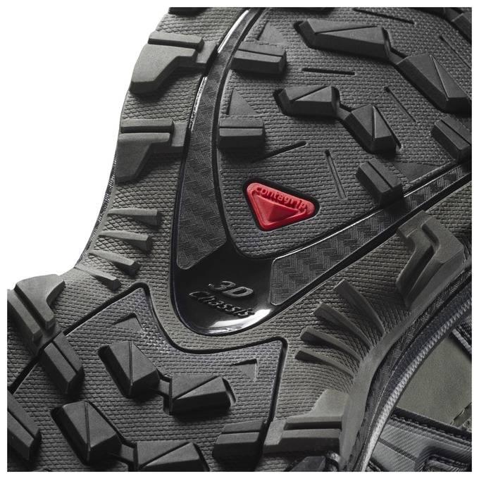 Salomon Salomon Men's XA Pro 3D Waterproof Trail Running Shoe
