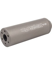 "Valken 4"" Suppressor 14mm CCW TAN"