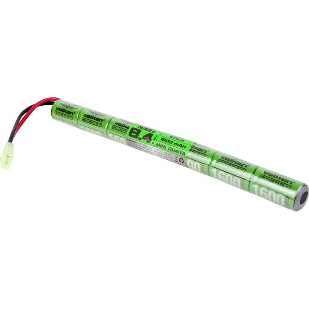 Valken Valken 8.4v 1600 mAh Stick Battery