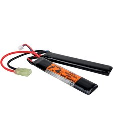 Valken 7.4V 1300 mAh LiPo Split Battery