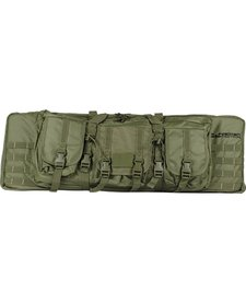 "Valken Tactical 36"" Double Rifle Gun Bag Green"