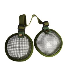 Valken Tactical 3G Wire Mesh Ear Cover Black