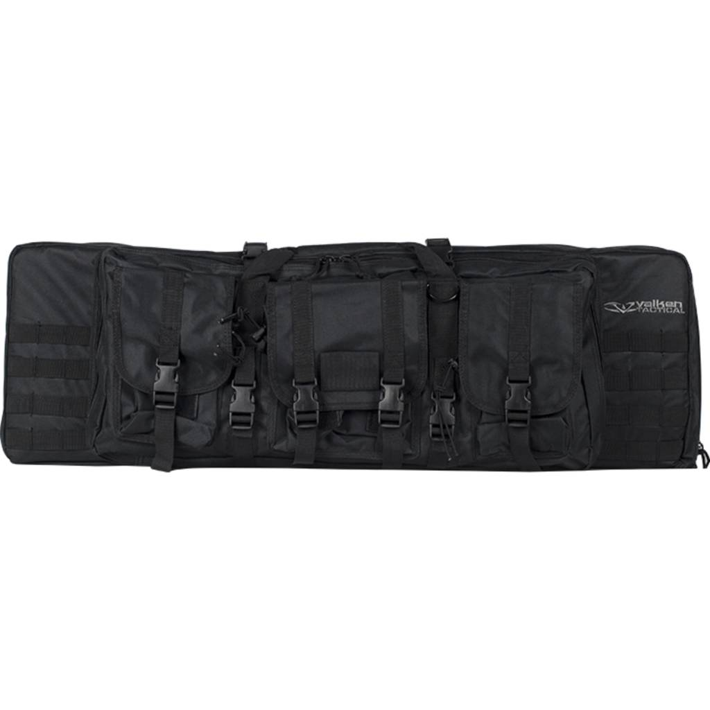 "Valken Valken Tactical 42"" Double Gun Bag Black"