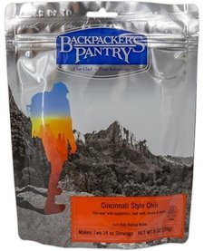 Backpacker's Pantry Cincinnati Chili w/ Beef