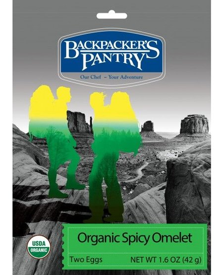 Backpacker's Pantry Organic Spicy Omelet