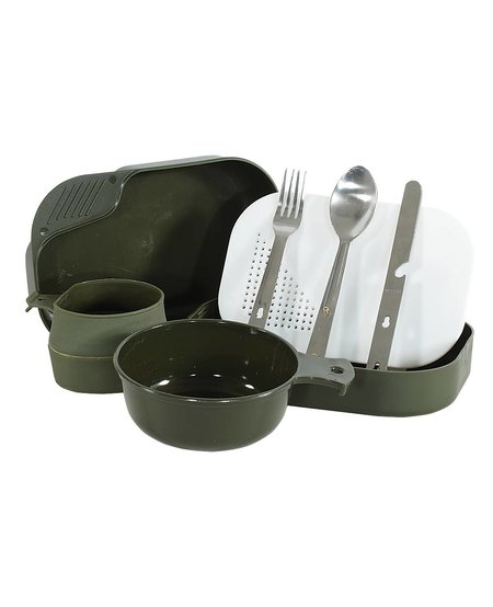 Mil-Spec Camper's Mess Kit