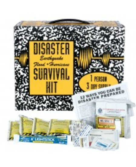 Mil-Spec Major's Disaster Survival Kit