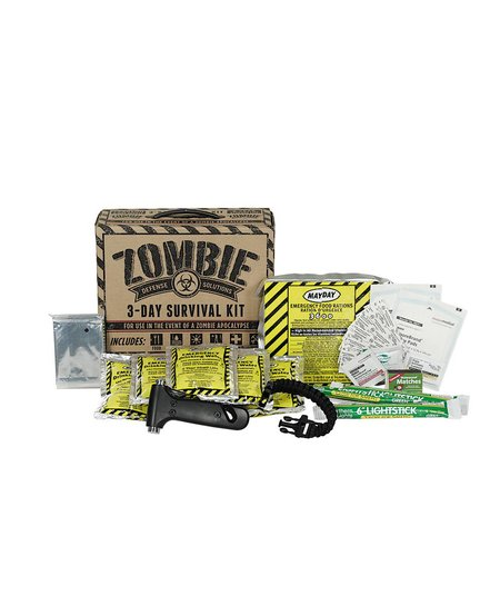 Mil-Spec Zombie Defense Solutions 3 Day Survival Kit