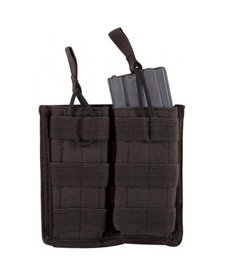 Voodoo Tactical M4/M16 Double Mag Pouch Open Top