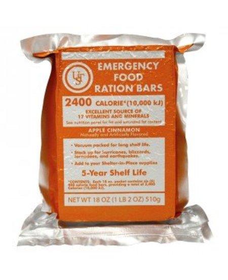 UST 5 Year Food Bar 2400 Calories Brick