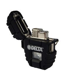 UST Delta Stormproof Lighter Black