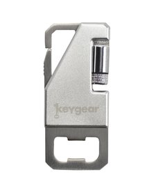 UST Keychain LED Multi-Tool 1.0 Silver