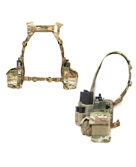 LBX Lock & Load Chest Rig
