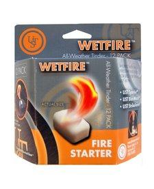 UST WetFire Tinder 12 Pack