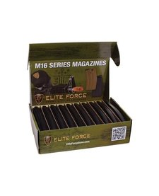 Elite Force M4/M16 140RD Mid Caps 10PK