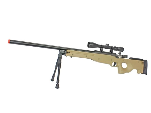 Well Well MB01 L96 AWP Bolt Action Rifle