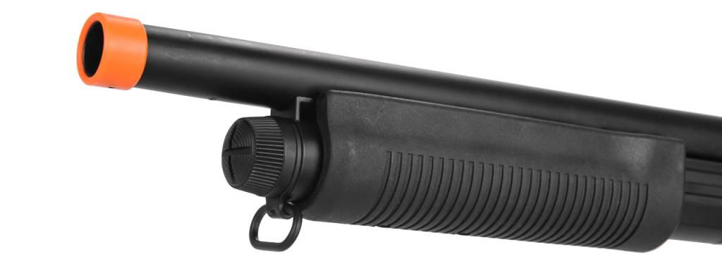 CYMA CYMA M870 Tri Shot Shotgun Full Metal Stock