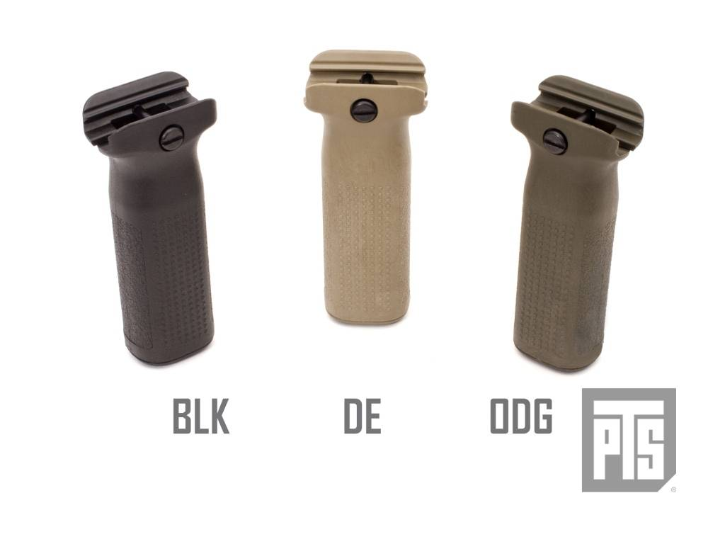 PTS PTS Enhanced Polymer Foregrip Olive Drab