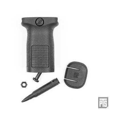 PTS PTS Enhanced Polymer Foregrip 2 Short Black