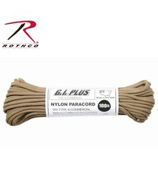 Rotho 550 Paracord 100 FT