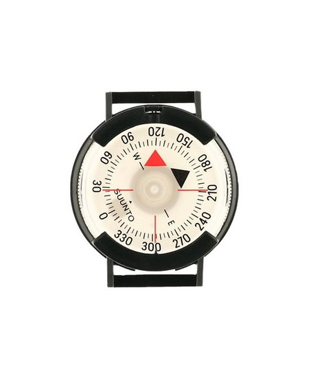 Suunto M9 NH Compass w/ Velcro Strap Black